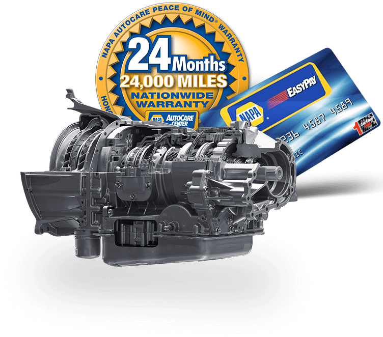 NationWide Warranty image | 24 months - 24 000 miles